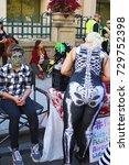 denver  colorado   october 7 ... | Shutterstock . vector #729752398