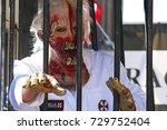 denver  colorado   october 7 ... | Shutterstock . vector #729752404