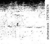 grunge background vector black...   Shutterstock .eps vector #729758374