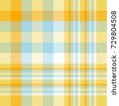 seamless tartan plaid pattern.... | Shutterstock .eps vector #729804508