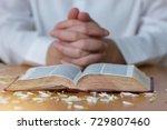 bible | Shutterstock . vector #729807460