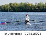 zhukovsky  russia   september... | Shutterstock . vector #729815026