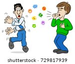 vector illustration of a... | Shutterstock .eps vector #729817939