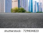 china's shanghai pudong...   Shutterstock . vector #729834823