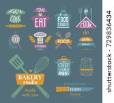 cooking badge motivation text...