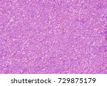 pink glitter texture background  | Shutterstock . vector #729875179