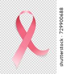 breast cancer awareness month... | Shutterstock .eps vector #729900688