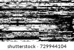 black white seamless grunge... | Shutterstock .eps vector #729944104