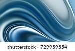 abstract blue background with... | Shutterstock . vector #729959554