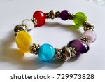 Bracelet Made With A Set Of...