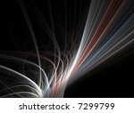 abstract fractal | Shutterstock . vector #7299799