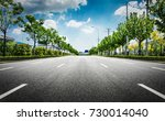 road in mountains | Shutterstock . vector #730014040
