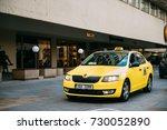 prague  czech republic  ... | Shutterstock . vector #730052890