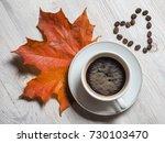 Autumn  Autumn Leaf Of Maple...
