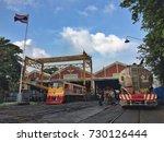 bangkok  thailand   october 01  ... | Shutterstock . vector #730126444