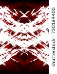 red black white aged grunge... | Shutterstock . vector #730164400