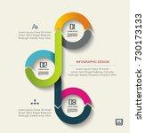 vector illustration global... | Shutterstock .eps vector #730173133
