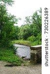 minnehaha creek  | Shutterstock . vector #730226389