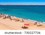 miami platja  spain   september ... | Shutterstock . vector #730227736