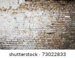 old brick wall texture | Shutterstock . vector #73022833