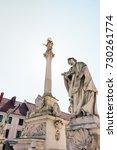 maribor  slovenia   august 24 ...   Shutterstock . vector #730261774