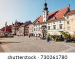 maribor  slovenia   august 24 ...   Shutterstock . vector #730261780