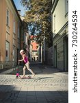 maribor  slovenia   august 24 ...   Shutterstock . vector #730264534
