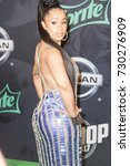 rapper cardi b attends the 2017 ... | Shutterstock . vector #730276909