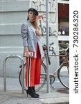 milan  italy   september 22 ... | Shutterstock . vector #730286320
