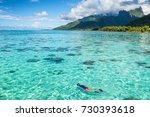 luxury travel vacation tourist... | Shutterstock . vector #730393618