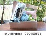 seserahan   gift for married ... | Shutterstock . vector #730460536
