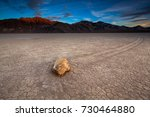 The Racetrack Playa Is A Sceni...