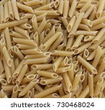 picture of a noodle texture... | Shutterstock . vector #730468024