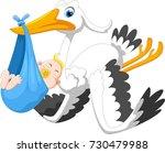 vector illustration of cute... | Shutterstock .eps vector #730479988