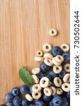 honey snack in the form of... | Shutterstock . vector #730502644