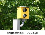 speed trap | Shutterstock . vector #730518