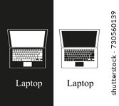black and white laptop for web