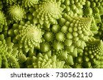 Romanesco Broccoli Vegetable...