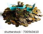 saving ideas   money saving... | Shutterstock . vector #730563610