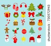 Vector Illustration Christmas...