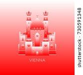 vienna | Shutterstock .eps vector #730591348