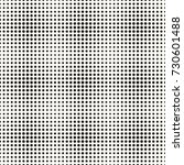 seamless pattern halftone... | Shutterstock .eps vector #730601488