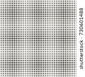 seamless pattern halftone... | Shutterstock .eps vector #730601488