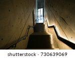 stairs | Shutterstock . vector #730639069