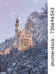 Neuschwanstein Castle During...