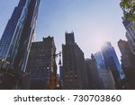 new york  new york   september... | Shutterstock . vector #730703860