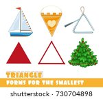 forms for the smallest.... | Shutterstock .eps vector #730704898