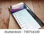kazan  russian federation   sep ... | Shutterstock . vector #730716130