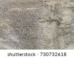 rough wall  rough cement | Shutterstock . vector #730732618