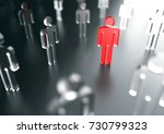 different  unique and standing... | Shutterstock . vector #730799323